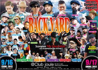 BackYardVol.7